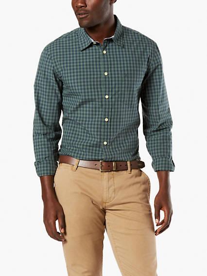 Big & Tall Laundered Shirt