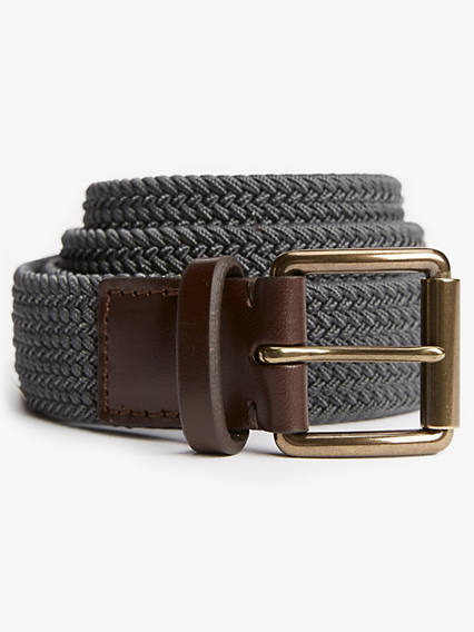 Stretch Braid Belt