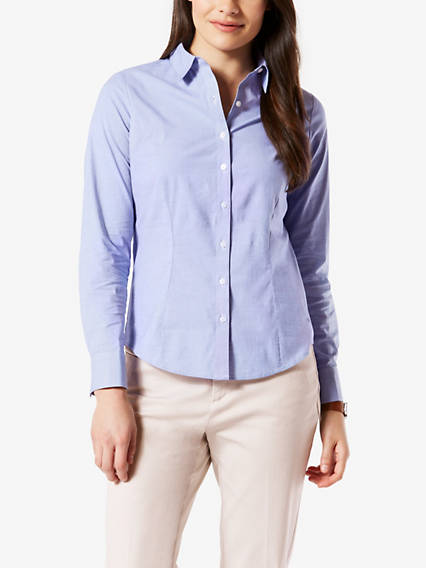 Tailored Stretch Shirt