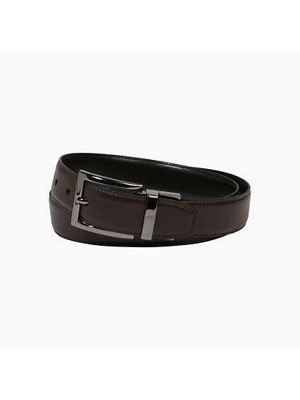 Clean Reversible Belt