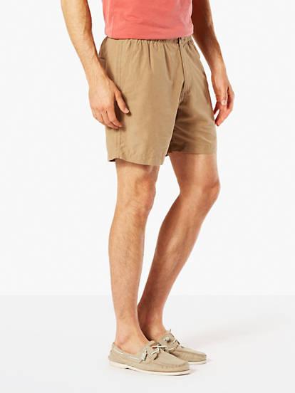 6e81deeb51 The Weekend Cruiser Shorts, Slim Fit - Tan 297080006 | Dockers® US