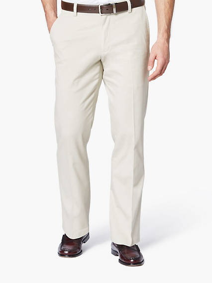 Easy Stretch Khaki, Straight Fit