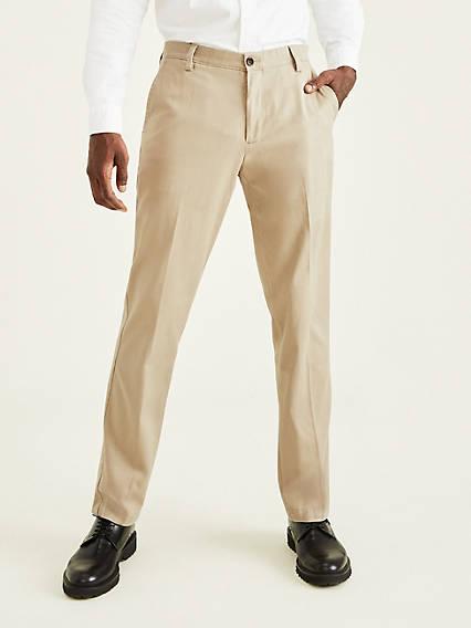 Easy Stretch Khaki, Straight Fit