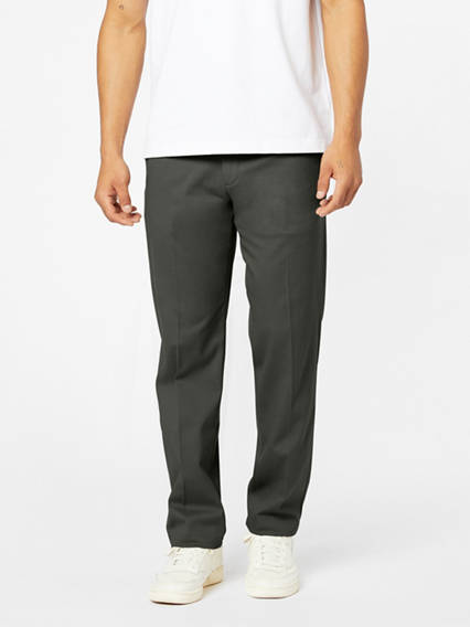 Dockers Easy Stretch Khaki Pants, Straight Fit (Multiple Option)