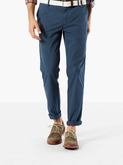 Premium Marina Khaki, Extra Slim Fit