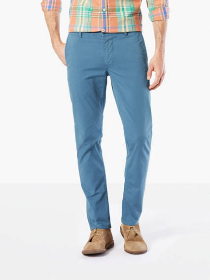Dockers® Alpha Broken In Khaki Pants, Skinny Tapered