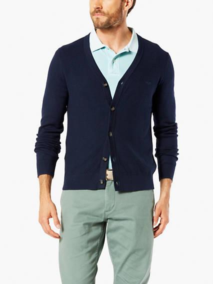 Premium Basketweave Sweater