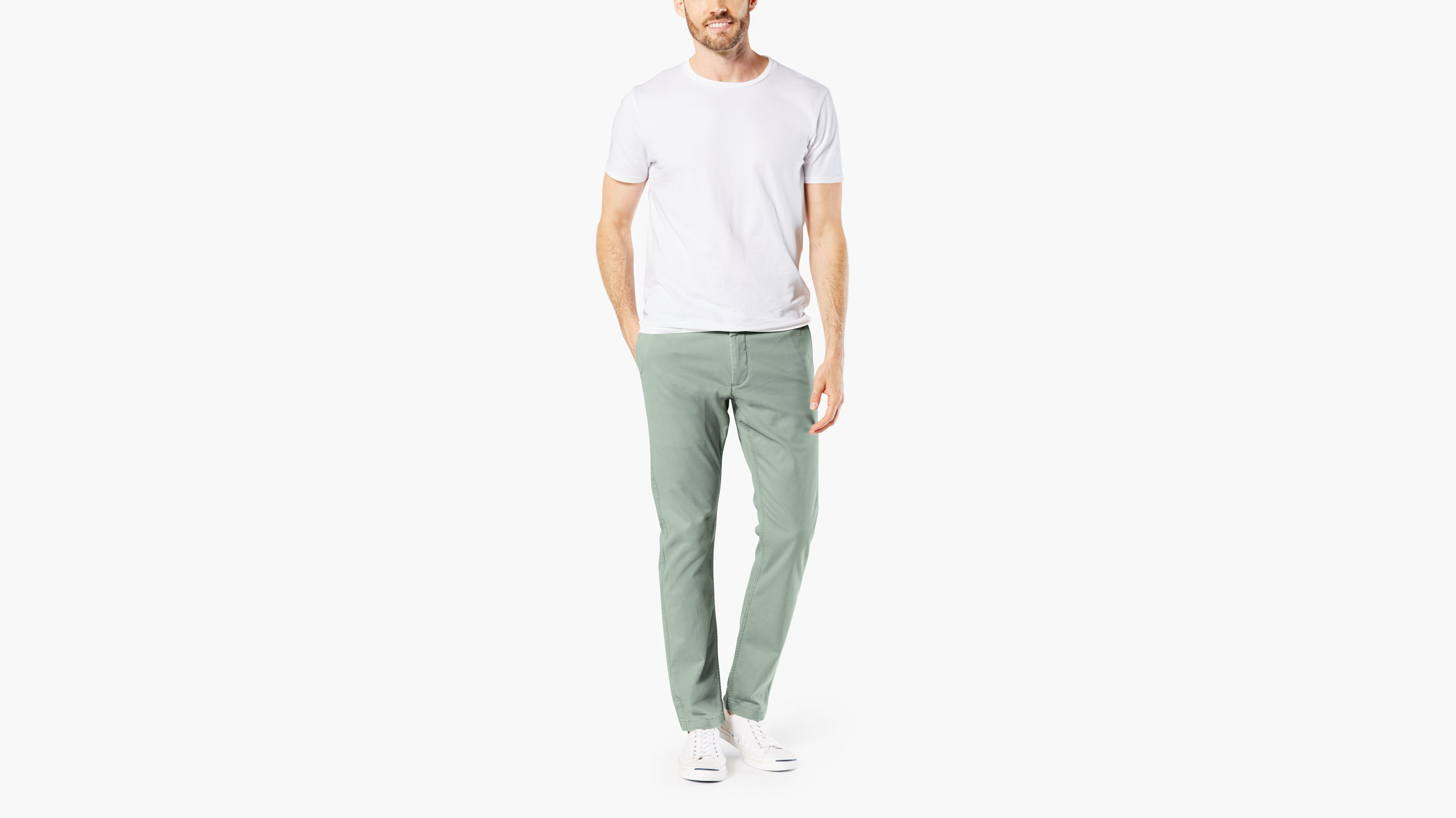 Casual Pantalons Homme Alpha Chino Dockers® Ch x0ddqTrwA