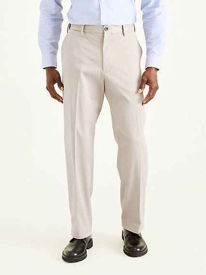 Easy Stretch Khaki, Classic Fit