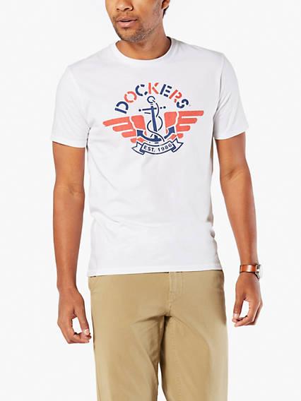 Dockers Logo Tee