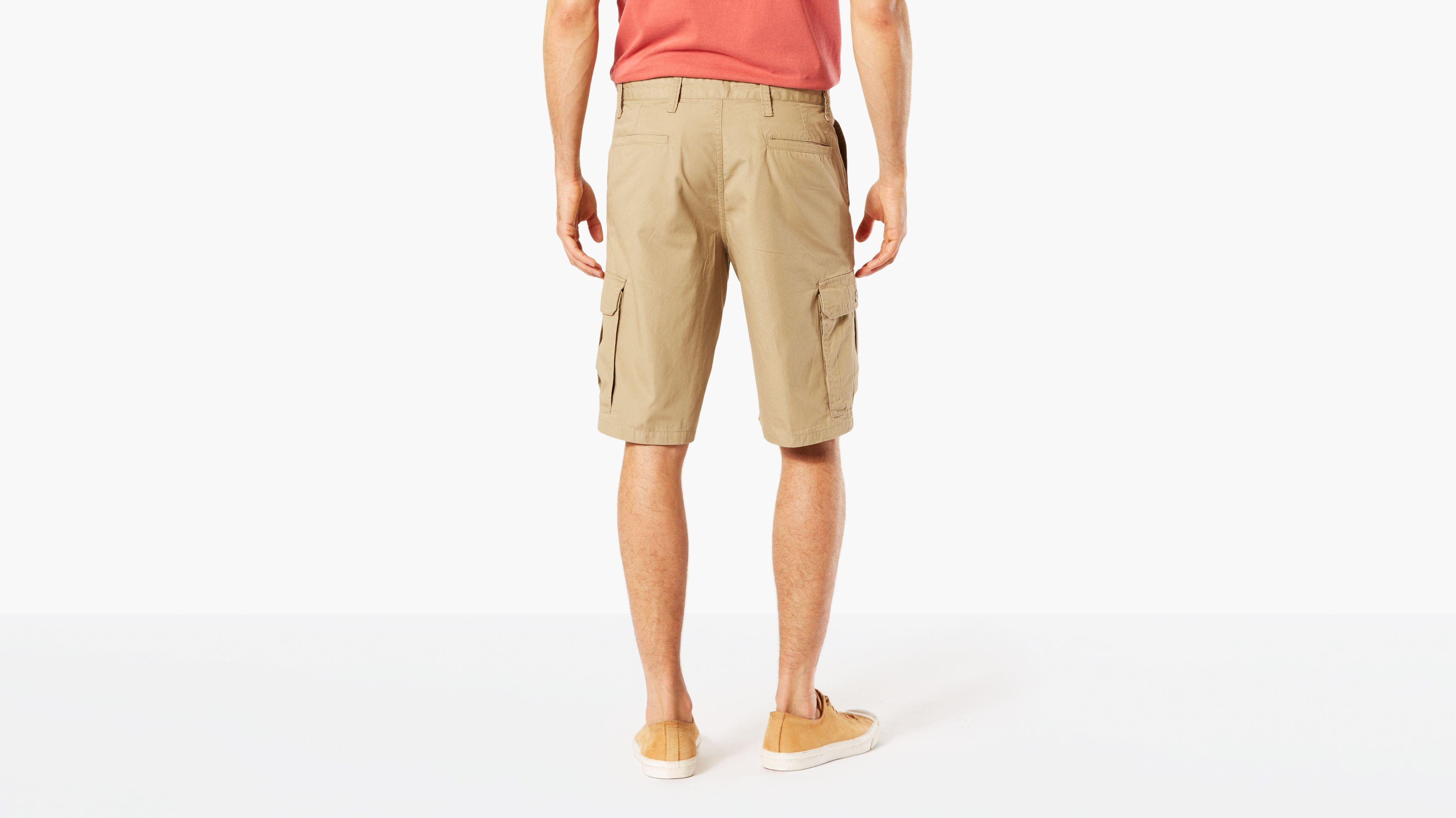 794e20365d Big & Tall Cargo Shorts - Tan 342650000 | Dockers® US