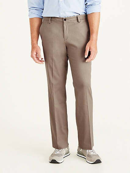 Big & Tall Easy Stretch Khaki