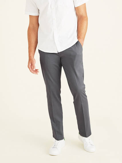 Big & Tall Easy Stretch Khaki Pants, Classic Fit