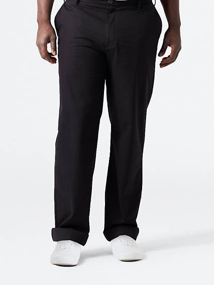 Big & Tall Refined Chino  - Stretch Twill