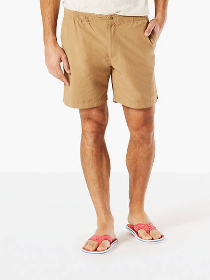 Big & Tall Pull-On Short
