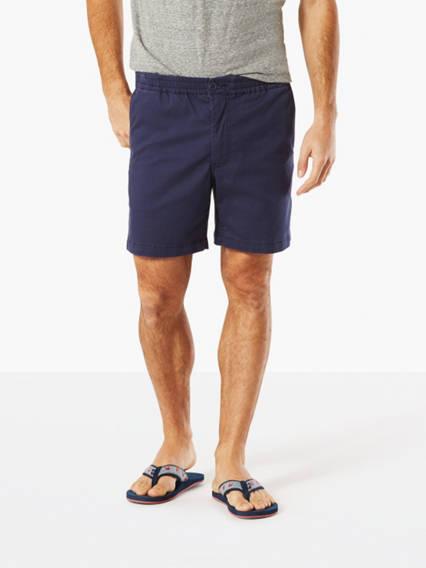 Big & Tall Pull-On Shorts
