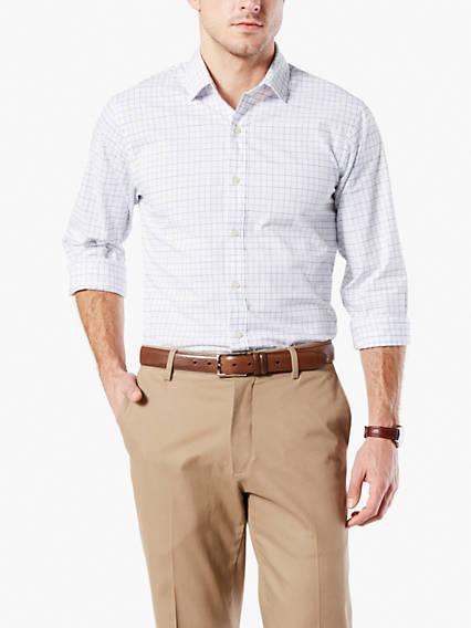 No Wrinkle Shirt, Standard Fit