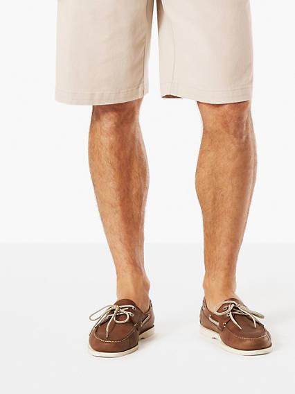 Big & Tall Double Pleat Short
