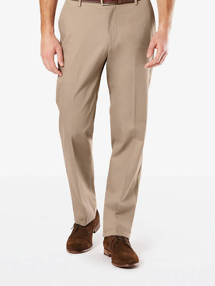 Big & Tall Signature Khaki, Modern Tapered Fit