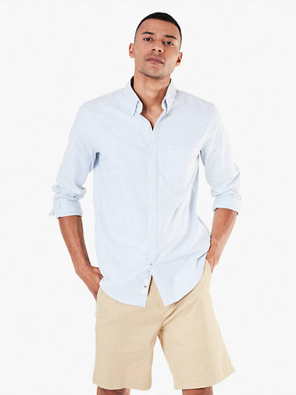 Oxford Shirt, Slim Fit - Stretch
