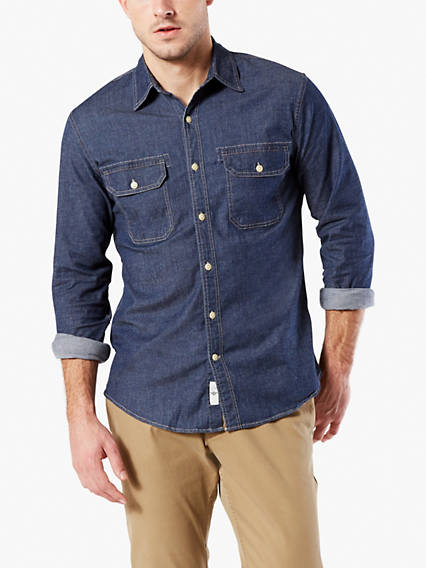 Denim Ranger Shirt