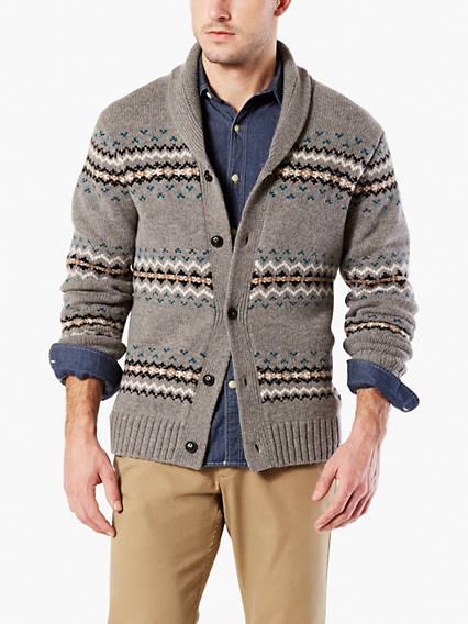Men's Sweaters & Sweatshirts | Dockers® US