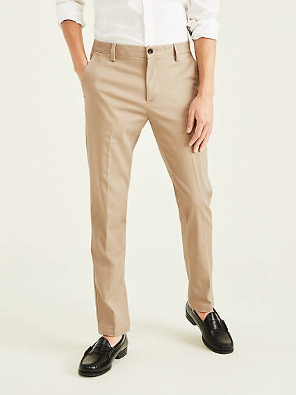 Easy Stretch Khaki, Slim Tapered Fit
