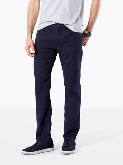 Jean Cut Pants, Slim Tapered Fit