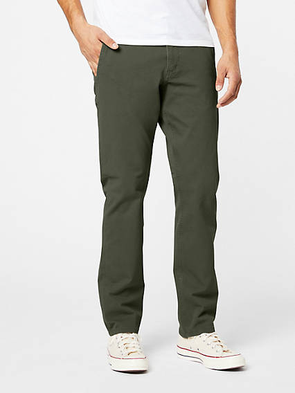 Smart 360 Flex Alpha Chino, Slim Tapered Fit
