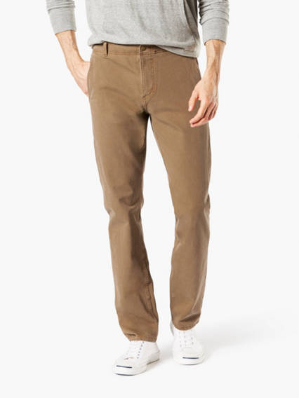 Dockers® Alpha Khaki Pants With Smart 360 Flex, Slim Tapered Fit