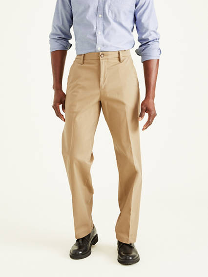Men's Workday Khaki Pants, Classic Fit