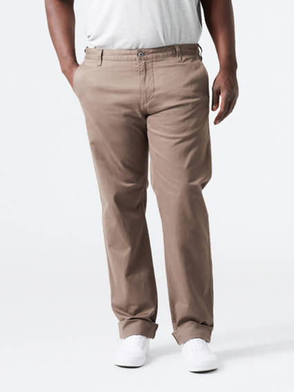 Big & Tall Dockers® Alpha Chino - Stretch Twill