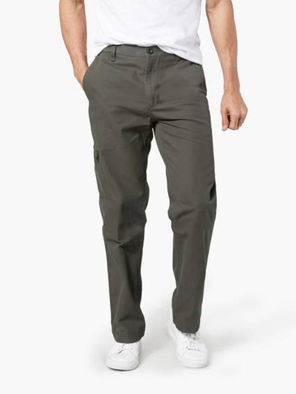 Men's Comfort Cargo Pants, Classic Fit