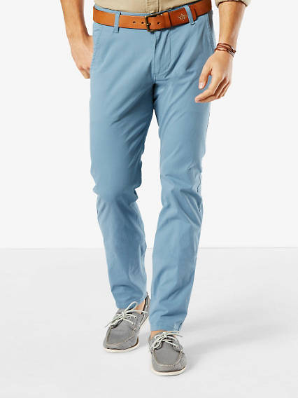 Dockers® Alpha Khaki Lightweight, Slim Tapered