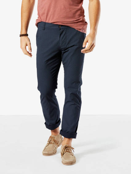 Dockers® Alpha Khaki Pants Lightweight, Slim Tapered