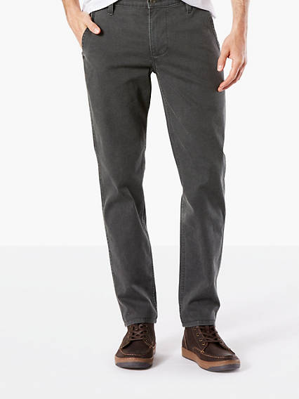 Alpha Khaki, Slim Fit
