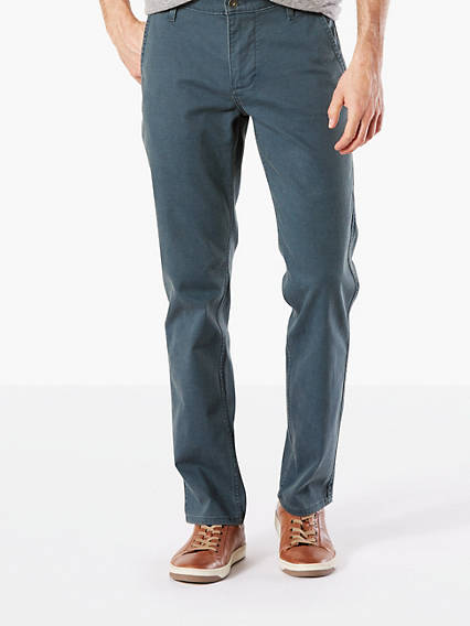 Alpha Khaki, Slim Tapered