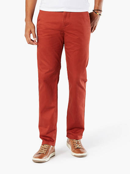 Dockers® Alpha Chino, Slim Tapered Fit - Stretch Twill