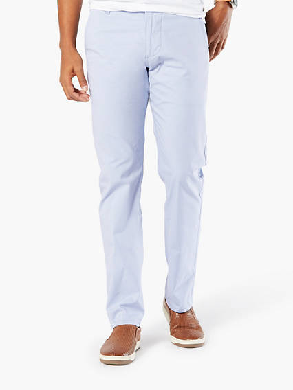 Dockers® Alpha Lightweight Khaki, Slim Tapered - Stretch Lightweight Twill