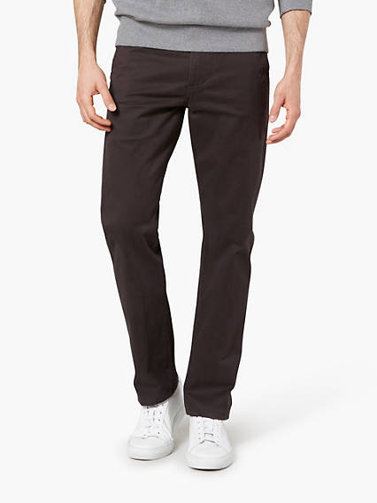 Alpha Original Chino, Slim Tapered Fit - Stretch Twill