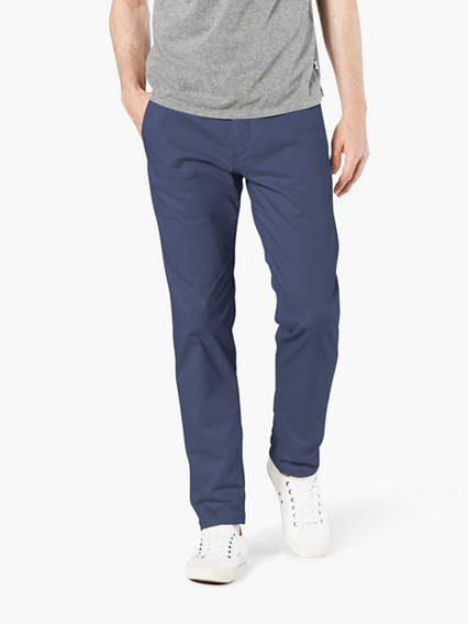 Dockers® Alpha Khaki Pants With All Seasons Tech, Slim Tapered