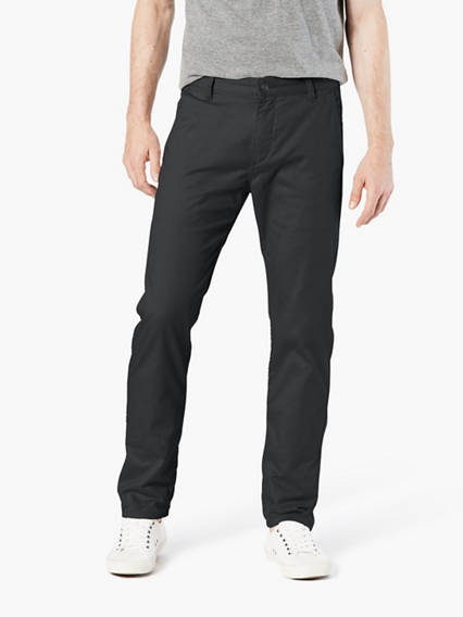 Dockers® Alpha Khaki Pants With All Seasons Tech, Étroite Tapered