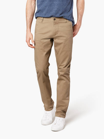 Dockers® Alpha Khaki, Skinny Tapered
