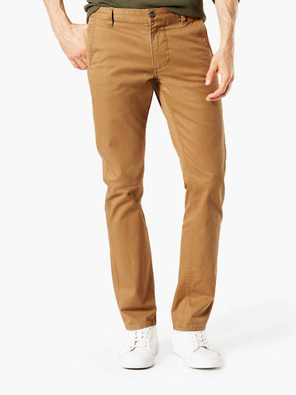 Alpha Original Chino Skinny - Stretch Twill