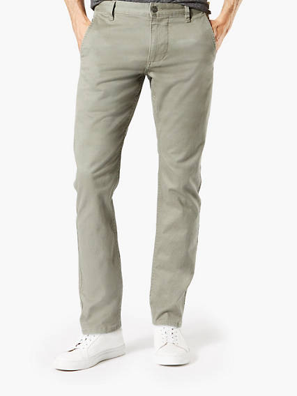 Alpha Original Chino, Skinny Fit - Stretch Twill