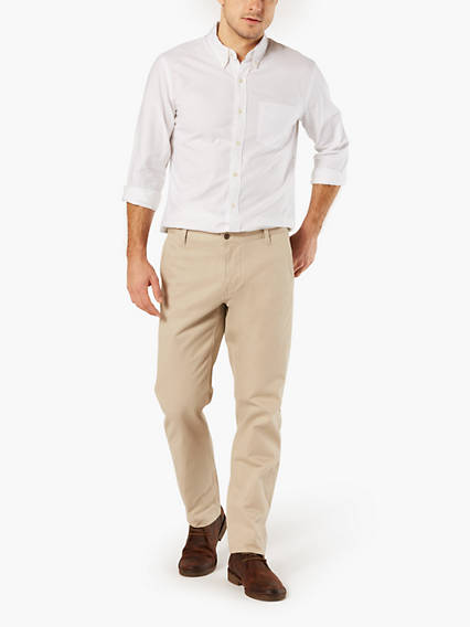 Dockers® Alpha Stretch Khaki, Athletic Fit