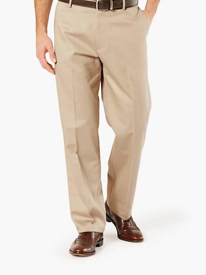Wrinkle Free Khaki, Classic Fit