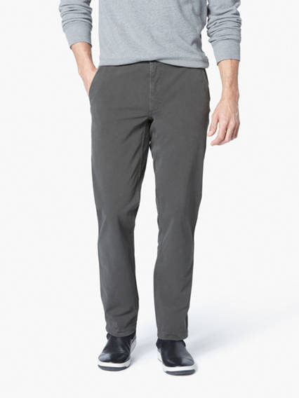 Downtime Khaki Pants With Smart 360 Flex™, Étroite Tapered Fit