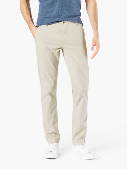 Men's Downtime Khaki Pants, Slim Fit