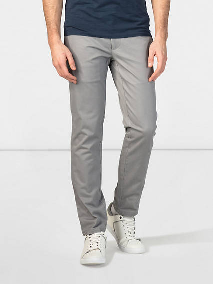 Refined Chino, Extra Slim - Lightweight Texture